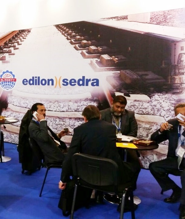 MiddleEastRail 2015 stand 2